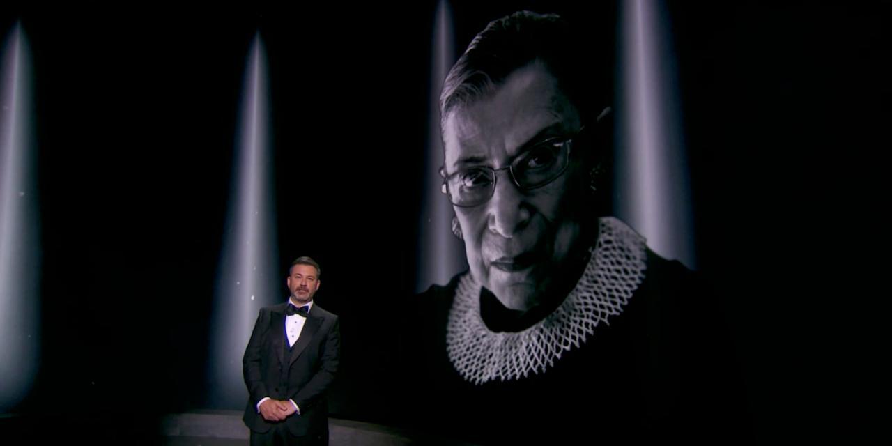 Emmy Awards memorium