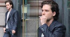 game of thrones kit harington smoking