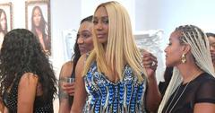NeNe Leakes Reunites With Kenya Moore And Porsha Williams