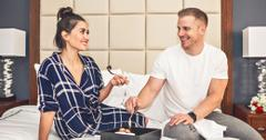 Bachelor couple sean catherine lowe give the best marriage advice hero