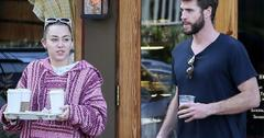Liam hemsworth makes miley cyrus cry