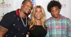 wendy williams son arrested