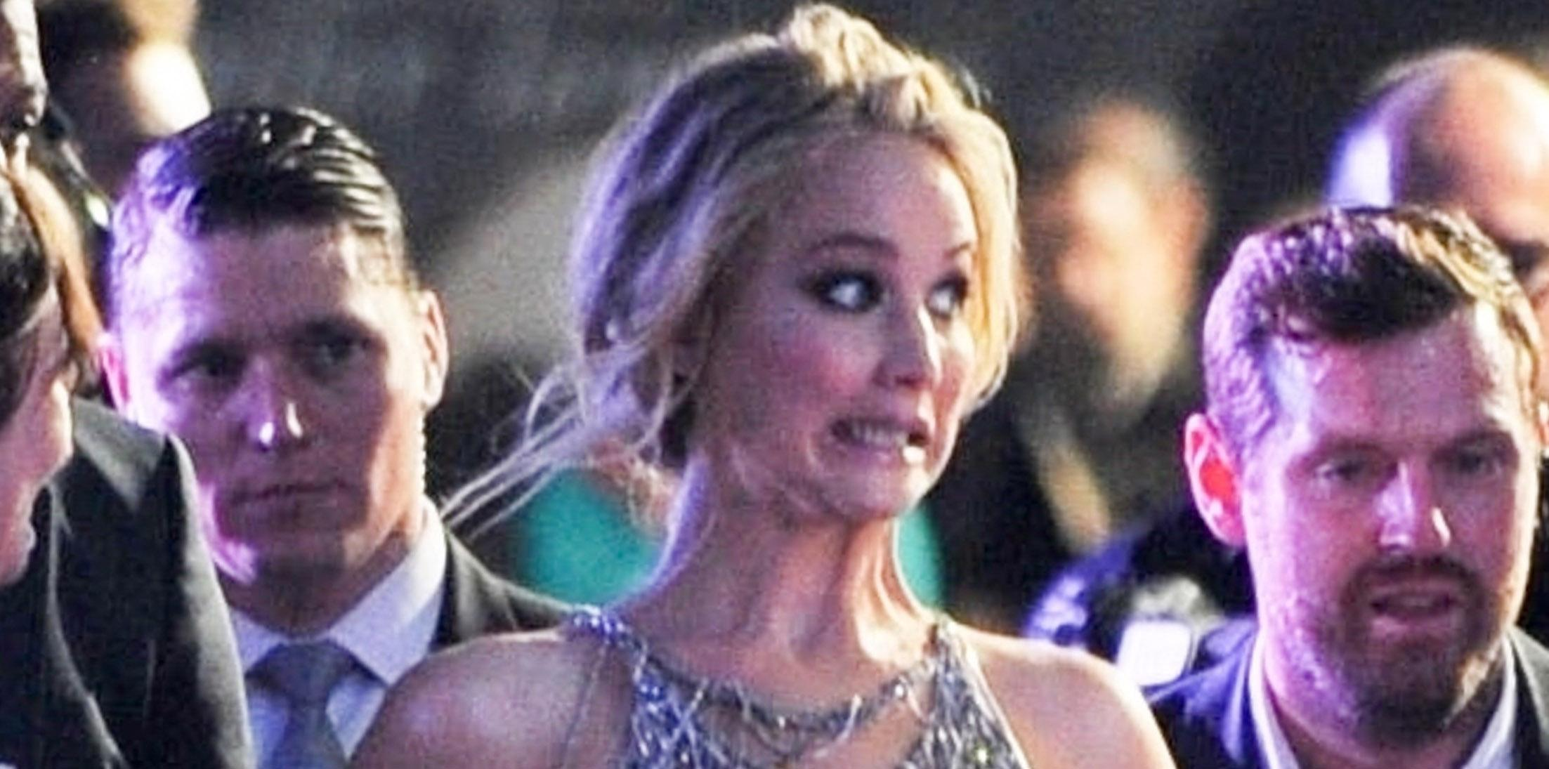 Jennifer lawrence tore diaphragm feature