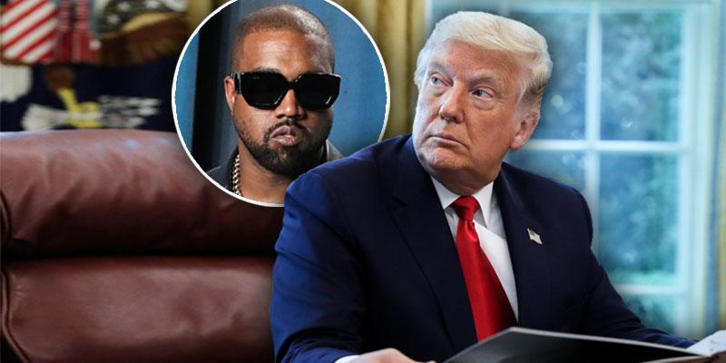 Kanye West Expecting Cabinet Job If Donald Trump Wins
