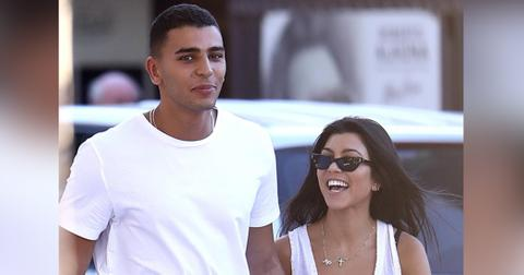 Kourtney Kardashian and Younes Bendjima take their love to Saint Tropez