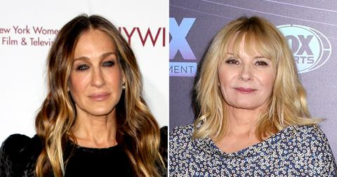 sex and the city sarah jessica parker kim cattrall feud pf