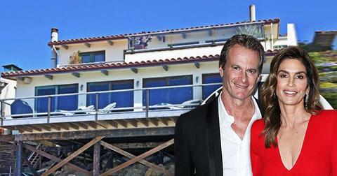 Cindy Crawford and Rande Gerber sell Malibu beach house