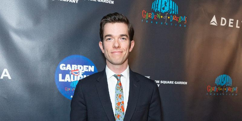 John Mulaney at the 2019 Garden Of Laughs Comedy Benefit