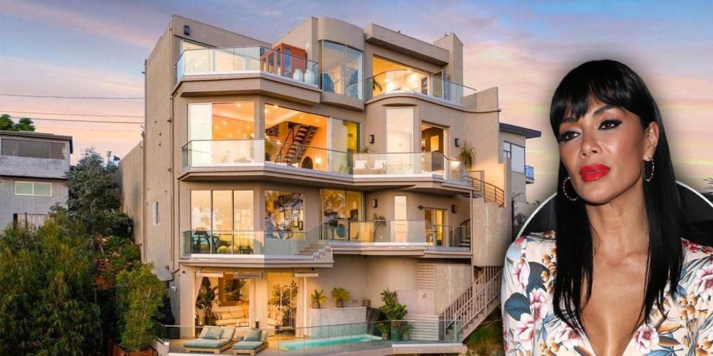 Nicole Scherzinger's Modern Mansion Marvel Is Up For Sale For $8 Million