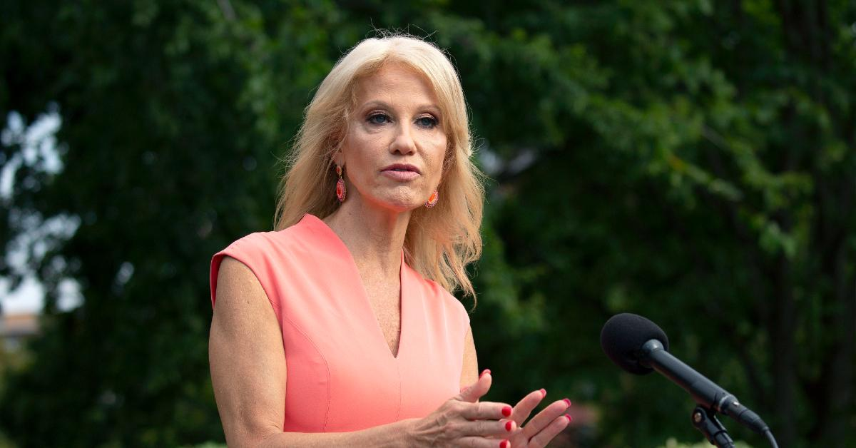 Police Visit Kellyanne Conway On Inauguration Day After Daughter Claudia's Abuse Claims