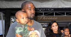 Kanye west son saint hospital