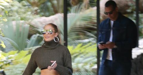 Jennifer lopez alex rodriguez relationship