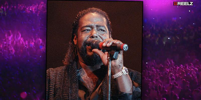 Barry White Could Barely Stand Up Concerts Death