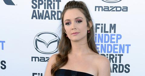 Shots Fired At Billie Lourd's L.A. home