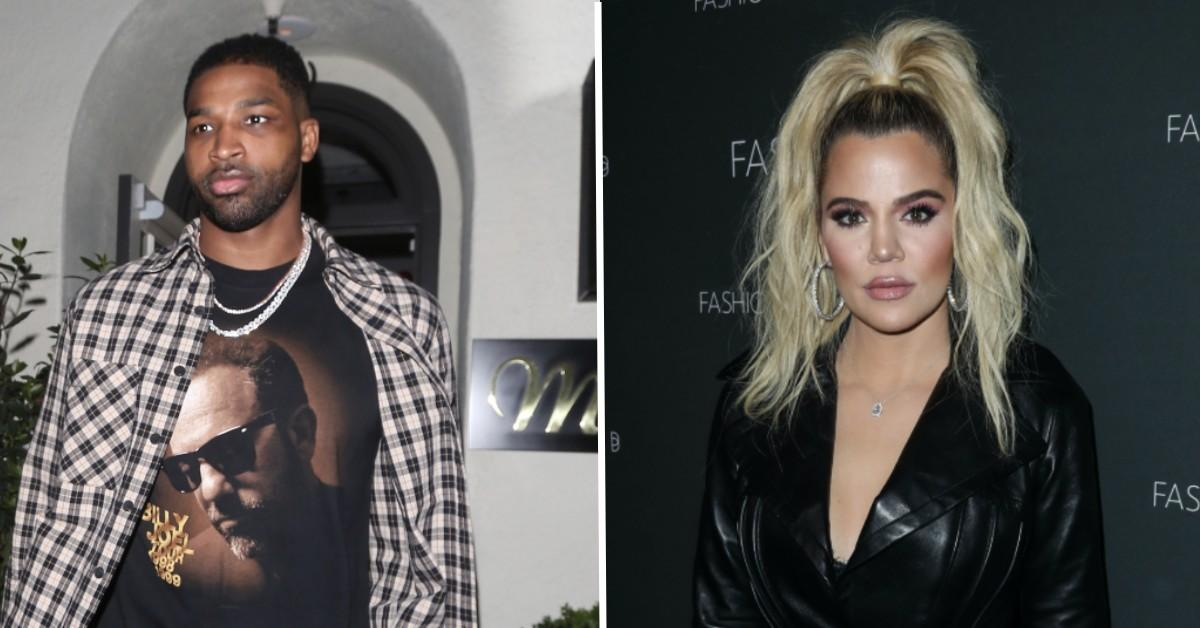 Khloé Kardashian & Tristan Thompson Making Baby No. 2 A 'Big Priority,' They 'Want To Give True A Sibling'