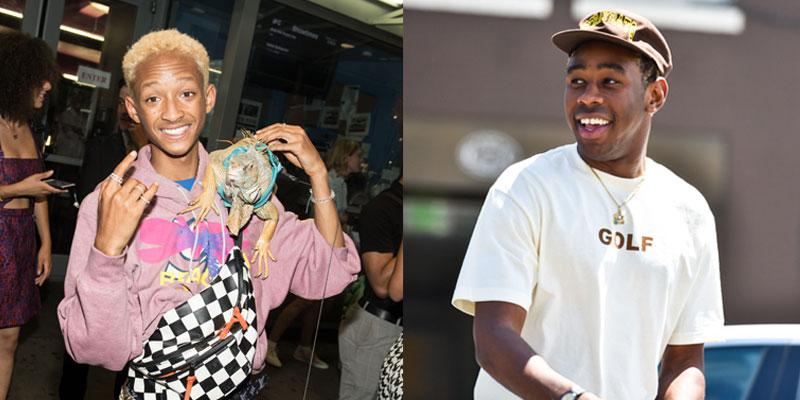 Jaden Smith Tyler the Creator
