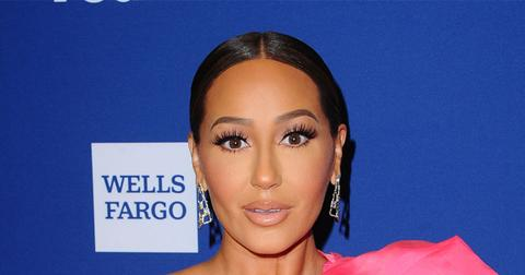 Adrienne Bailon Shares Story Of When Her Mom Got Robbed At Gunpoint