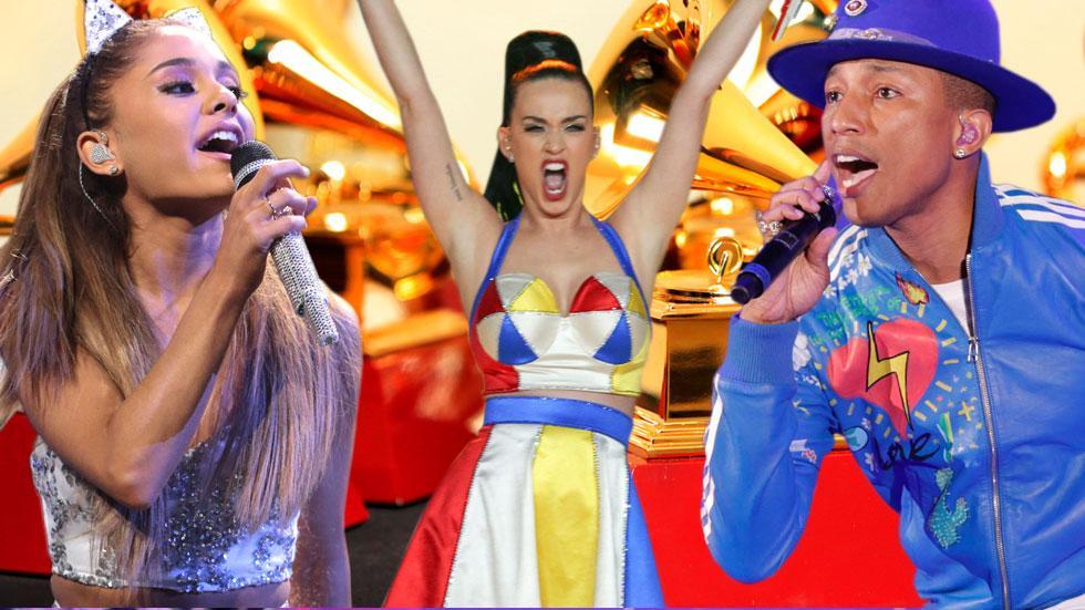 Grammy Awards 2015 Performers List