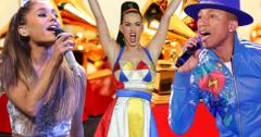 Grammy Awards 2015 Performers List