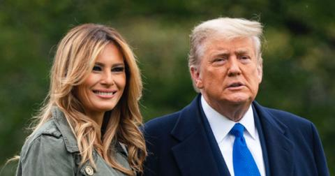 donald trump hints  presidency calls melania future first lady