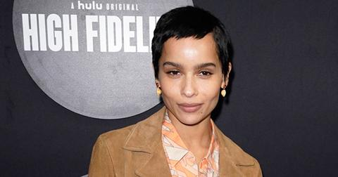 Hulu Cancels High Fidelity Zoe Kravitz