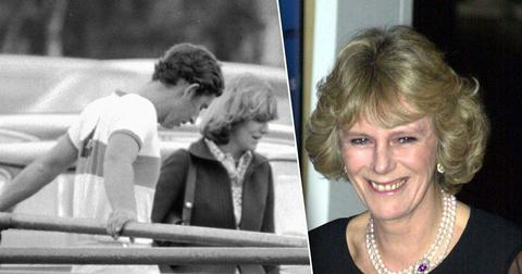 Price Charles and Camilla Parker Bowles