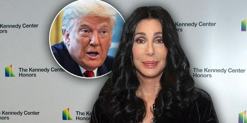 Cher Slams Trump On Herd Immunity: 'We Must Protect Ourselves'