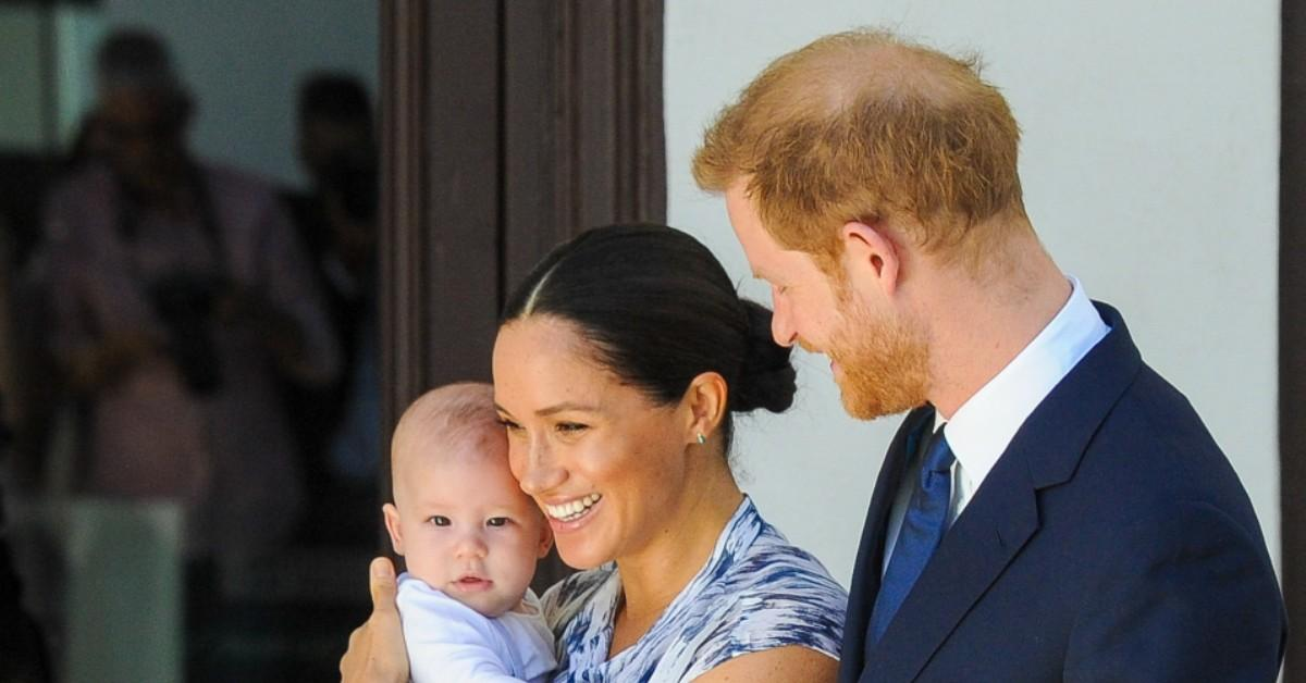 prince harrymeghan markle rejected earl of dumbarton title archie fear of dumb jokes