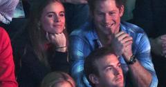 Prince Harry and Cressida Bonas attend WE Day UK
