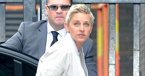 Ellen DeGeneres First Dates