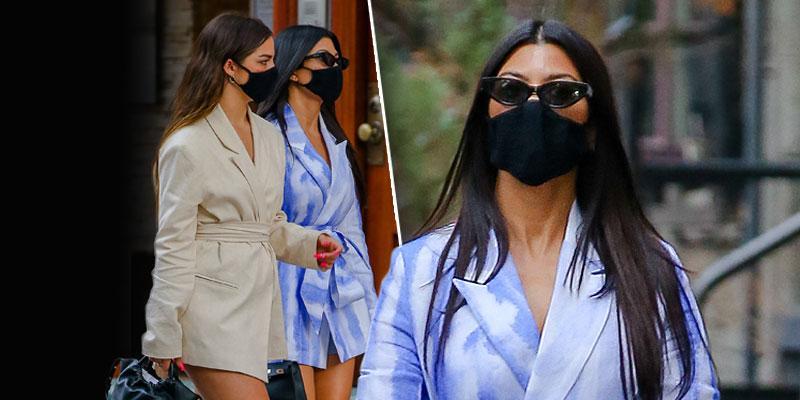 Kourtney Kardashian Wants To Manage Addison Rae