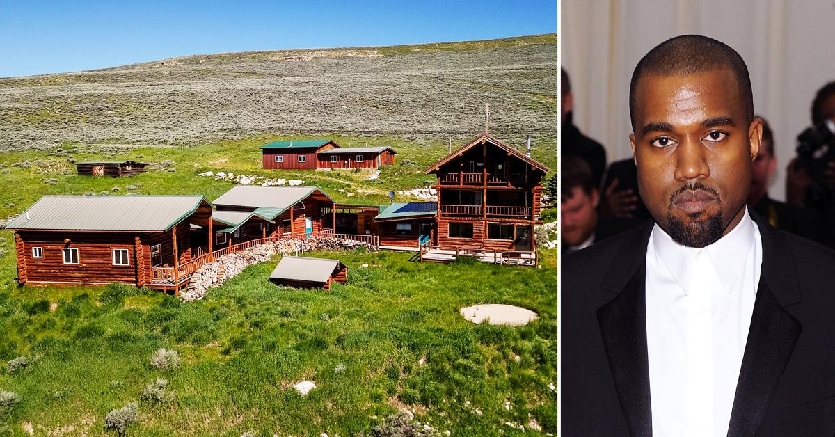 kanye west therapy ranch greybull wyoming bighorn mountain ranch ok