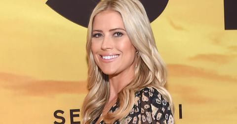 Christina Anstead Scheduled C-Section