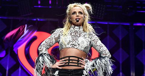 Britney spears horrified leaked sex tape hr