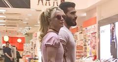 Britney Spears Boyfriend Sam Asghari Japan Photos Long