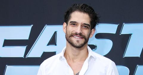 Tyler Posey at Los Angeles Premiere Of Netflix's 'Fast And Furious: Spy Racers'
