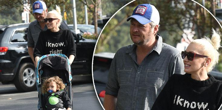 Blake shelton gwen stefani engagement rumors shopping long