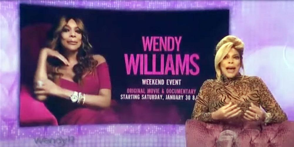 Wendy Williams Reveals Lifetime Biopic Will Air in January