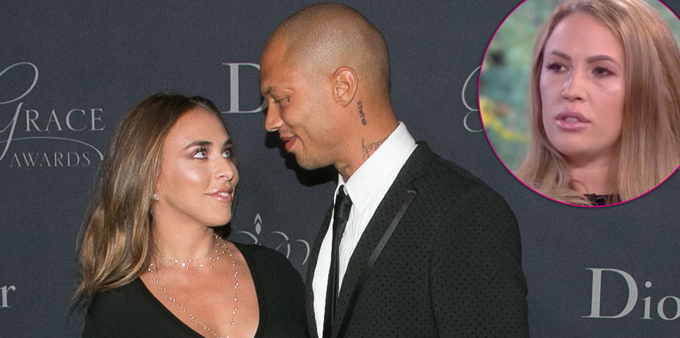 Jeremy Meeks Wife Melissa Miscarriage Affair Long