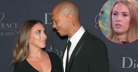 Jeremy Meeks Wife Melissa Miscarriage Affair Long