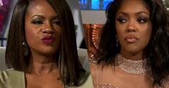 Kandi burruss sex dungeon rumors threesome feuding porsha williams fight rhoa hero