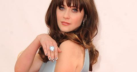 Zooey Deschanel Engaged