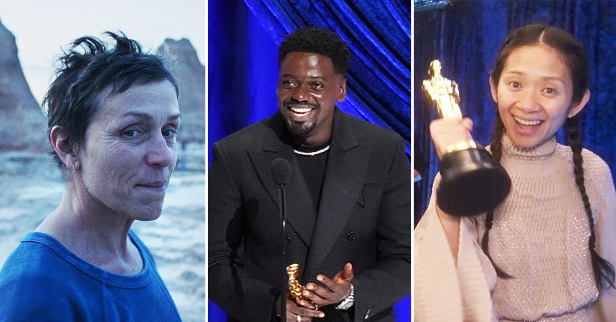 oscars awards list nominations winners