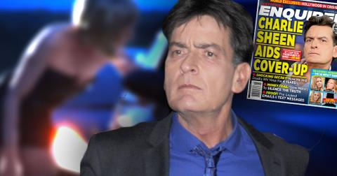 Charlie sheen hiv update