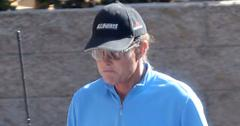 Bruce jenner leaves church service after mystery date