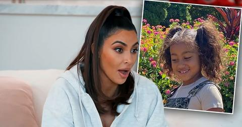 Kim Kardashian Freaks Out When North Wants A Spider