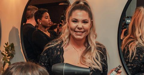 Kailyn lowry pot head website launch party photos