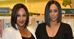 """Tia And Tamera Mowry Sign And Discuss Their New Book """"Twintuition"""""""