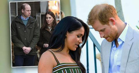 Prince Harry Is 'Upset' He 'Can't Make' Trip To Balmoral, Meghan Is 'Too Busy'