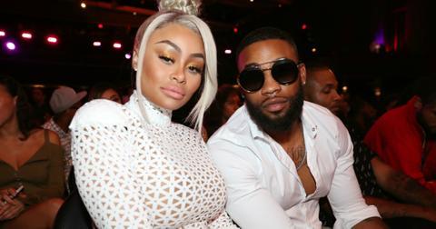 blac chyna boyfriend mechie rob kardashian lawsuit pics long